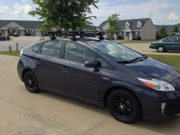 Prius Roof Rack >> Hey Roof Rack People How Much Did Your Mpg Suffer Priuschat