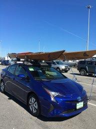 Hybrid Kayaker
