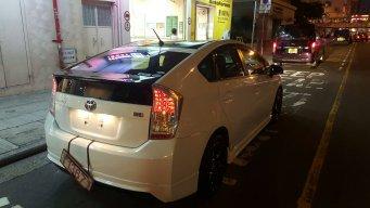Hong Kong Prius
