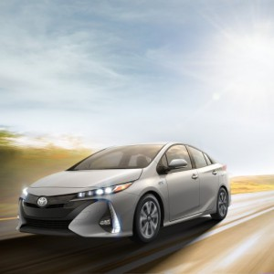 2017 Prius Prime 7 - Press Shot