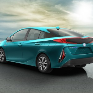 2017 Prius Prime 1 - Press Shot