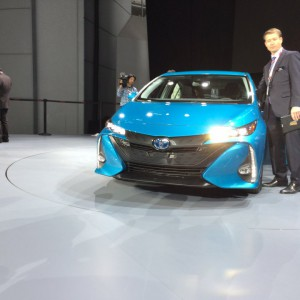 2017 Prius Prime High Beams