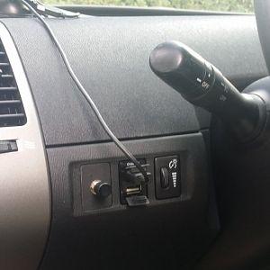 Gen2 Prius In-Dash USB