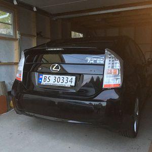 My 2011 Prius