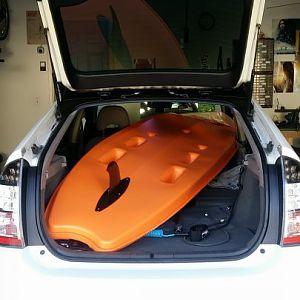 Prius SUP
