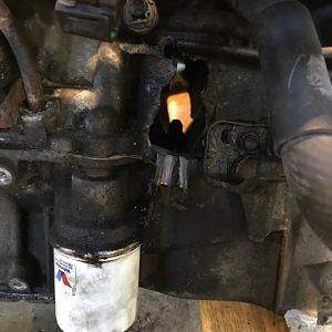 2005 prius engine