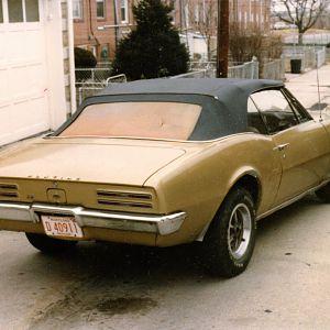 Firebird 1979 B Sm