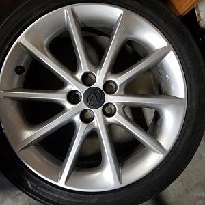 oem lexus wheels