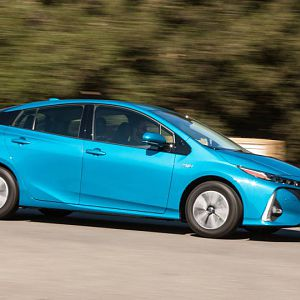 2017 Toyota Prius Prime first drive: The hybrid top dog goes plug-in
