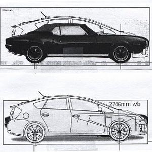 Firebird Prius Comparison 001