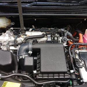 RHD Gen 3 (2012) Engine Bay