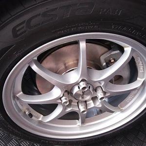Nickel Plating Disc Rotors to Eliminate Rust