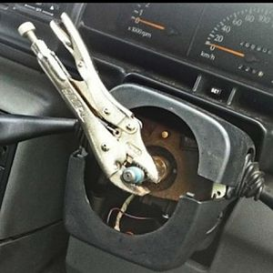 Insane Steering Wheel