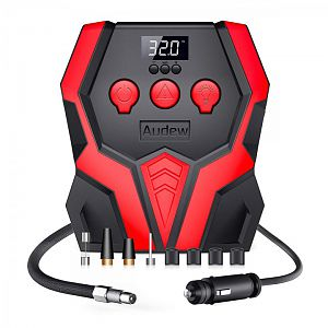 Audew Portable 12V Digital Tire Inflator