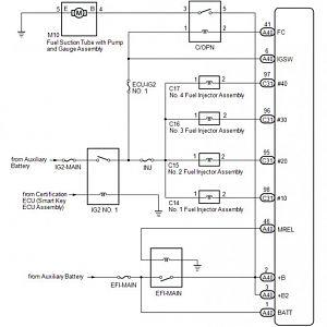 2016 Prius Fuel System