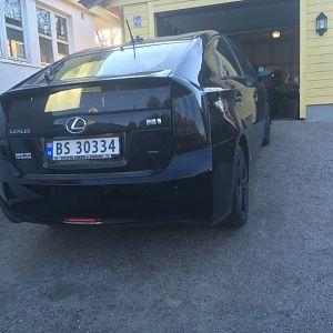 2011 Lexus Prius