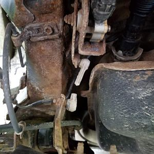 Prius Broken Part