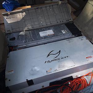 Hymotion Kit Gen 2 Prius