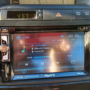 Prius -- New Stereo