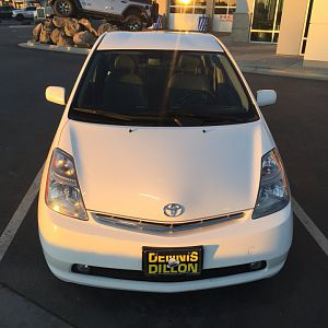 Mike's Prius