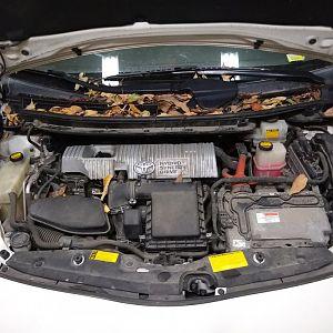 Gaffa 2011 Prius Engine Swap