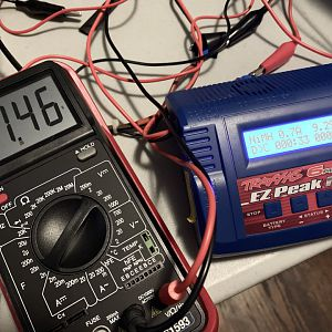 Charger and Multimeter