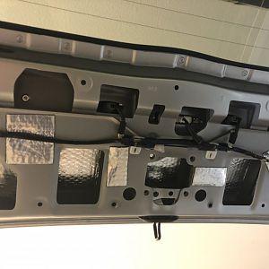 2012 Prius Sound Deadening