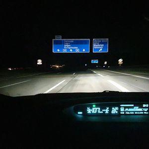 LED headlights pic 2