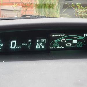 Hybrid Energy Monitor