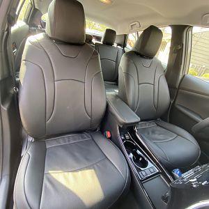 Clazzio Prius covers for 2021 Prius Prime