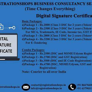 DSC Registration