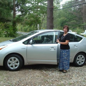 Melody's Silver Prius 2007