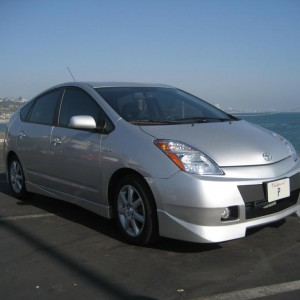 Prius with Ecore Body Kit