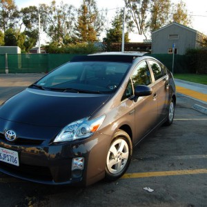 Prius IV with SR