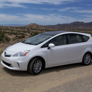 6-22-13 Prius V-Five with ATP