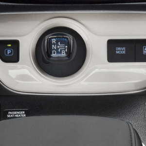 Seat Heater Buttons