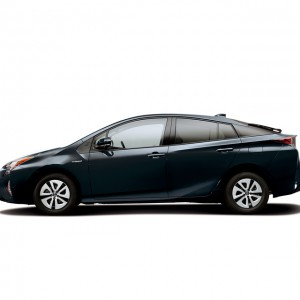 2016 Toyota Prius Official Press Photos