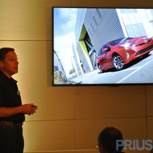 2016 Toyota Prius First Drive Photos