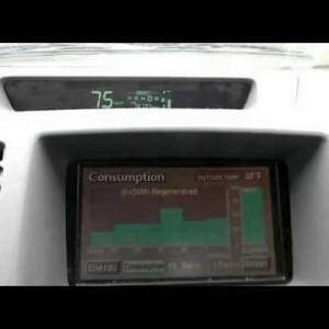 2001 Toyota Prius 51 MPG