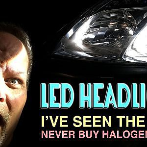 LED Headlights in my 2011 Prius