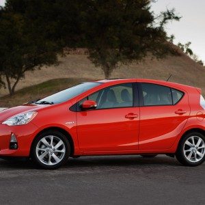 Real World Test Drive 2012 Toyota Prius C