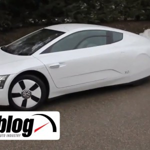 2014 Volkswagen XL1: First Drive | Autoblog Short Cuts