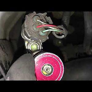 Prius AC pressure switch
