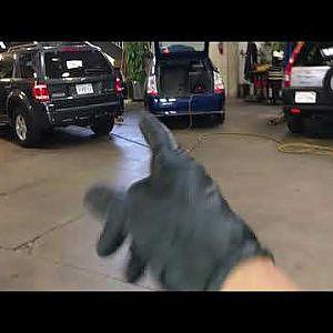 GEN one Prius . Condenser leak