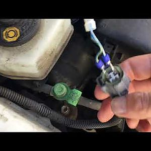 Prius AC pressure switch,