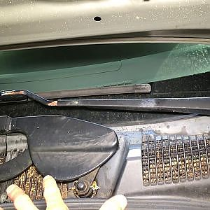 GEN one Prius Leaking condenser plugged recycle vent